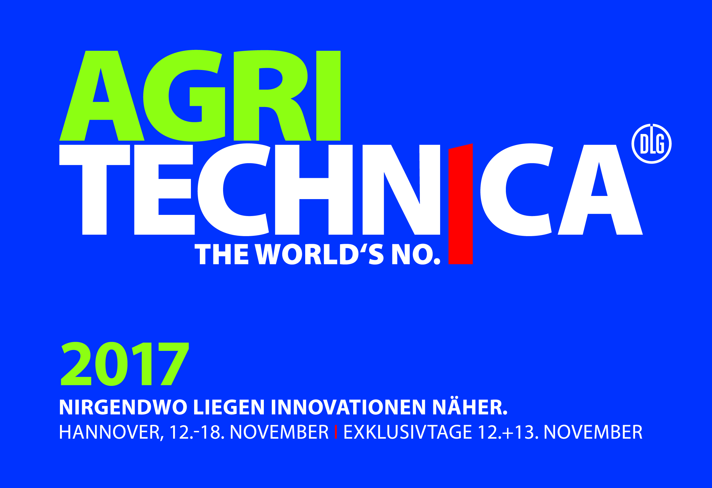 Bellota in Agritechnica (12-18 Nov.) Hall 11 A11