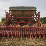 Differences between disc seed drills for cereals